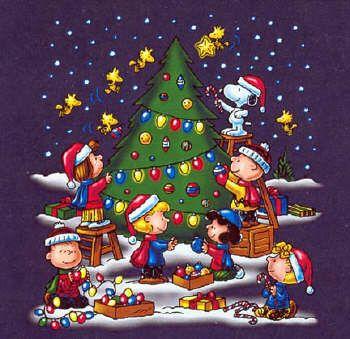Albero Di Natale Con Foto Amici.L Albero Di Natale Albero Di Natale Noelia Natale Con Tutti Gli Amici